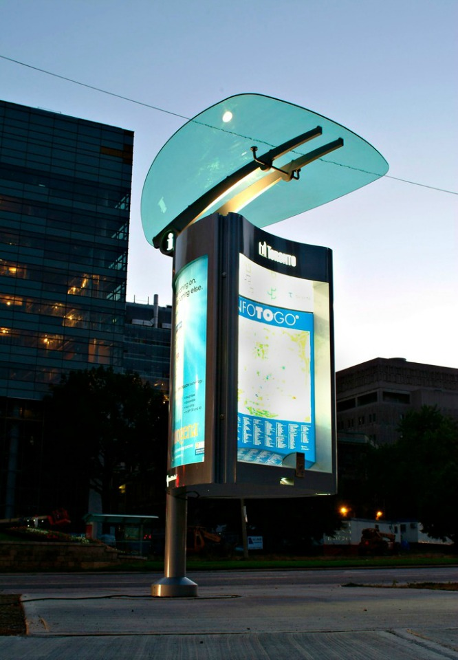 Street Furniture | Atec Signs